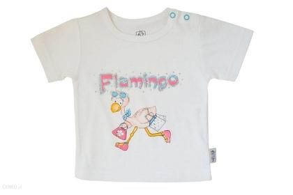 """body plaża bez rękawów """"Śladami Flaminga"""""""