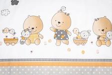 """pościel dziecięca """"Chmurki"""" 100 x 135"""