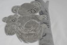"""pościel dziecięca """"Koala"""" 100 x 135"""