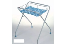 OK Baby składany stojak metalowy pod wannę ONDA / LAGUNA