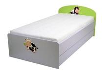"""łóżko dziecięce """"Krówka"""""""