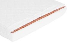 gryczano-piankowo-kokosowy materac do łóżeczka 140x70cm