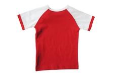 """bluzka krótki rękaw """"Biało - Czerwoni"""""""